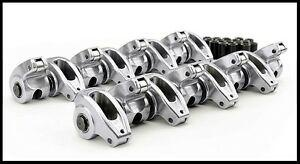 Comp Cams High Energy Alum 1.6 Ratio Roller Rocker Set For AMC SBF 17044-16