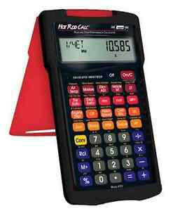 MR GASKET HOT ROD CALCULATOR 60% OFF  # 8703 CLEARANCE SPECIAL!