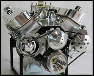 CHEVY BBC 496 505 STAGE 6.0 TURN KEY ENGINE, NEW DART BIG M BLOCK, 674 hp