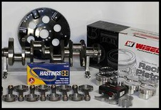 """383 STROKER ASSEMBLY SCAT CRANK 6"""" RODS WISECO -7.5cc Dh 040 PISTONS 1PC RMS"""