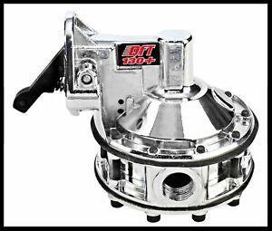 SBC Chevy Quick Fuel Mechanical Fuel Pump 130 GPH 16 PSI Part # 30-350-1