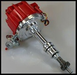 FORD INLINE SIX 6 CYLINDER 144 170 200 250 HEI DISTRIBUTOR 6527-R