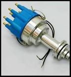 FORD 351C CLEVELAND PRO BILLET DISTRIBUTOR 6606-BLUE