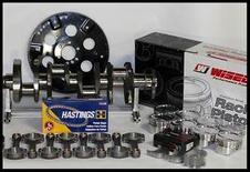 "LT1 383 STROKER ASSEMBLY SCAT CRANK 6"" RODS WISECO -12cc Dh 030 PISTONS 6"" LT1"