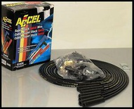 ACCEL 5000 SERIES PLUG WIRES STR. BOOT  HEI OR POINT DIST. 5040-K CLEARANCE