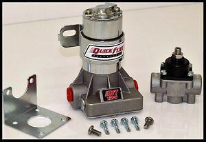 Quick Fuel 125 GPH Electric Fuel Pump and Regulator Kit # 30-125-1R Kit