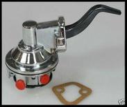 PONTIAC V-8 301-455 HV CHROME FUEL PUMP 1012-C CLEARANCE SPECIAL!