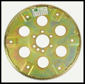 SBC BBC CHEVY SFI PREMIUM 350 FLEXPLATE 168 TOOTH 2PC RMS NEUTRAL # SFI-34000-FP