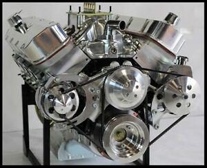 CHEVY BBC 540 555 STAGE 7.0 TURN KEY ENGINE, DART BLOCK, 724 hp