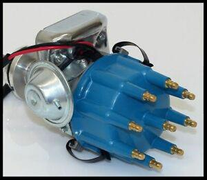 FORD 289 302 READY TO RUN COMPLETE DISTRIBUTOR 6702-BLUE